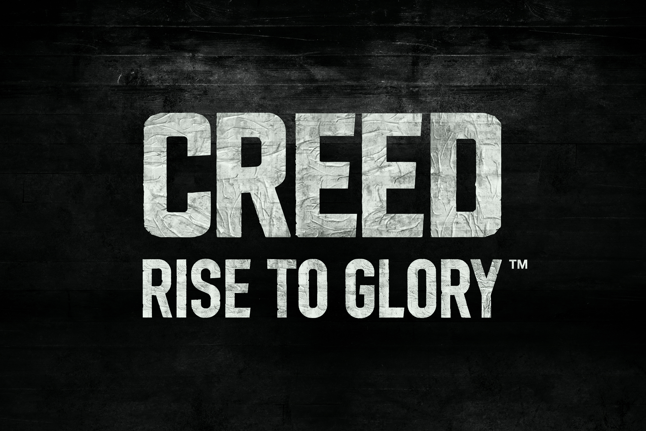 Creed Rise to Glory Logo