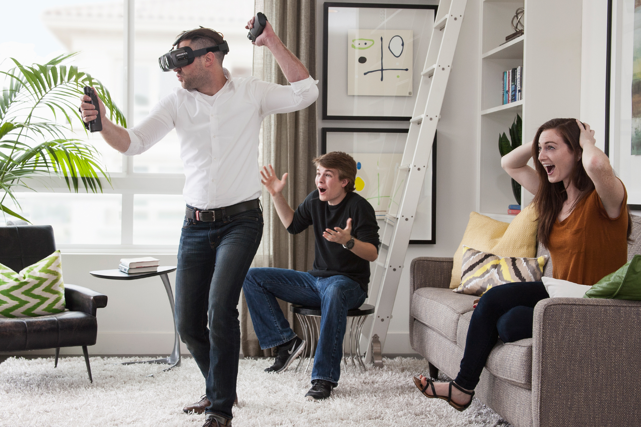 At Home VR Experience
